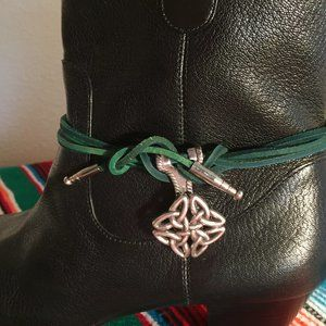 Jewelry - Celtic Knot Boot Bolo or Lariat